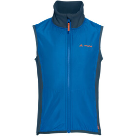 VAUDE Racoon Fleece Vest Kinder baltic sea